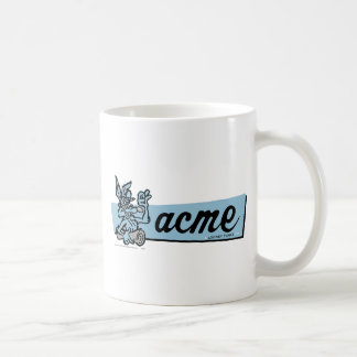 Wile E Coyote Acme 4 Coffee Mug