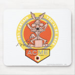 Wile E Coyote Acme - 68% Certain You'll Be Safe 2 Mouse Pad
