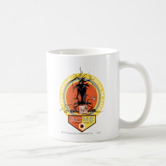 Wile E Coyote Acme - 68% Certain You'll Be Safe Coffee Mug