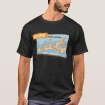 Wile E Coyote Acme Explosives 2 T-Shirt