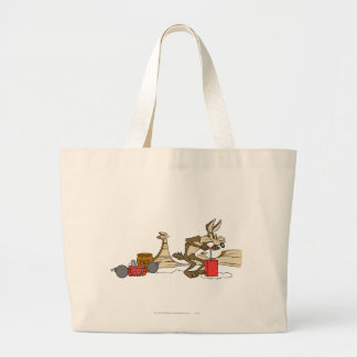 Wile E Coyote Acme Products 11 2 Large Tote Bag