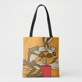 Wile E Coyote Acme Products 11 2 Tote Bag