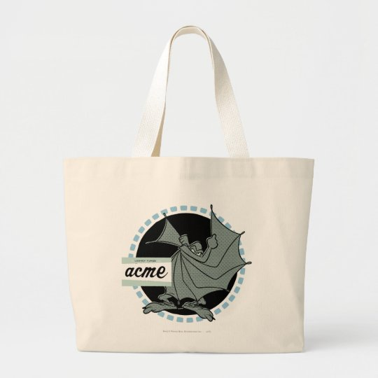 Wile E Coyote Acme Products 5 Large Tote Bag