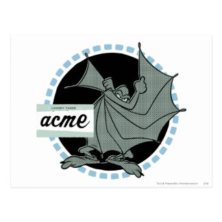 Wile E Coyote Acme Products 5 Postcard