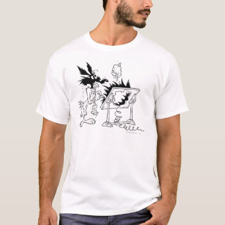 Wile E Coyote Acme Products 6 T-Shirt