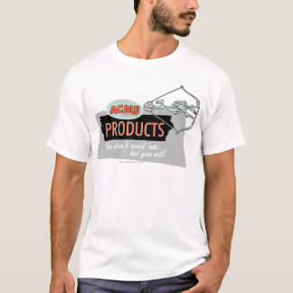 Wile E Coyote Acme Products 9 T-Shirt