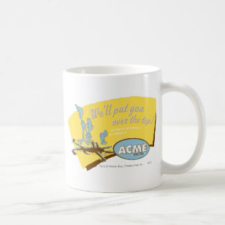 Wile E Coyote and ROAD RUNNER™ Acme Coffee Mug