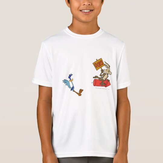 Wile E Coyote and ROAD RUNNER™ Acme Products 5 2 T-Shirt