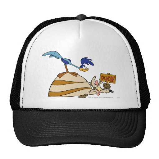 Wile E Coyote and ROAD RUNNER™ Acme Products 5 Mesh Hats