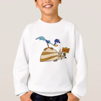 Wile E Coyote and ROAD RUNNER™ Acme Products 5 Sweatshirt