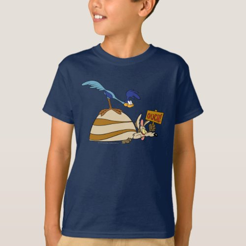 Wile E Coyote and ROAD RUNNERâ Acme Products 5 T_Shirt