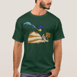 """Wile E Coyote and ROAD RUNNER™ Acme Products 5 T-Shirt<br><div class=""""desc"""">Design part of a series from the Acme Collection</div>"""