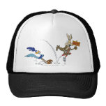Wile E Coyote and Road Runner Acme Products 7 Trucker Hats