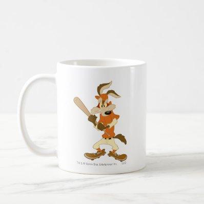 Wile E Coyote Batter's Up Coffee Mug