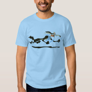 Wile E. Coyote Chasing dinner T-Shirt