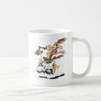 Wile E. Coyote Crazy Glance Coffee Mug