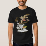 Wile E. Coyote Crazy Glance T Shirt