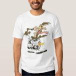 Wile E. Coyote Crazy Glance Tee Shirt
