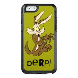 Wile E. Coyote Derp OtterBox iPhone 6/6s Case