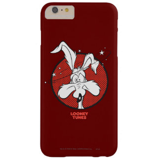 Wile E. Coyote Dotty Icon Barely There iPhone 6 Plus Case