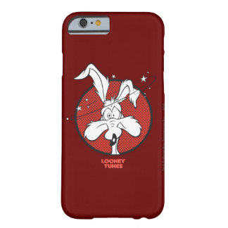 Wile E. Coyote Dotty Icon Barely There iPhone 6 Case