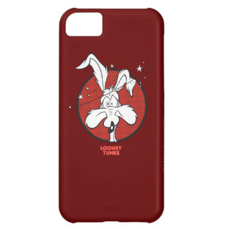 Wile E. Coyote Dotty Icon iPhone 5C Covers