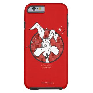 Wile E. Coyote Dotty Icon Tough iPhone 6 Case