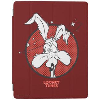 Wile E. Coyote Dotty Icon iPad Cover