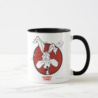Wile E. Coyote Dotty Icon Mug