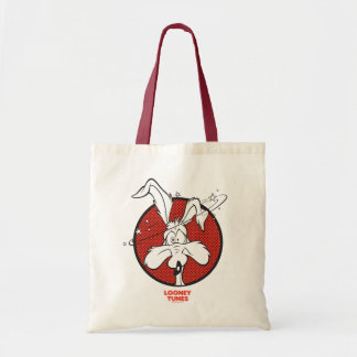 Wile E. Coyote Dotty Icon Tote Bag