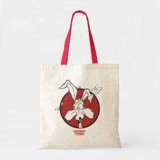 Wile E. Coyote Dotty Icon Tote Bag