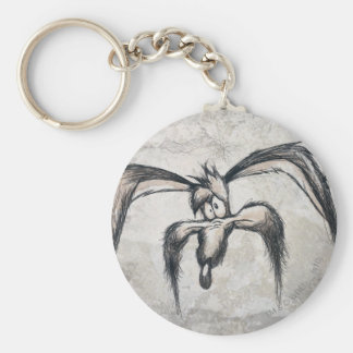 Wile E Coyote Down on his Luck Keychain
