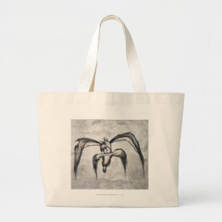 Wile E Coyote Down on his Luck Large Tote Bag