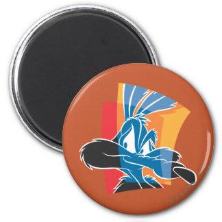 Wile E Coyote Expressive 22 Magnet