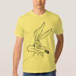 Wile E Coyote Expressive 7 Tee Shirt