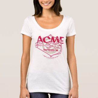 Wile E. Coyote Grosse Pointe Archery Team T-Shirt