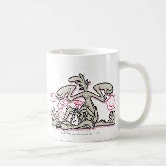 Wile E. Coyote Hard Landing Coffee Mug