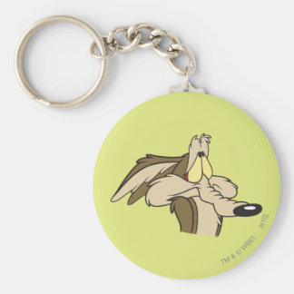 Wile E. Coyote Impending Doom Keychain