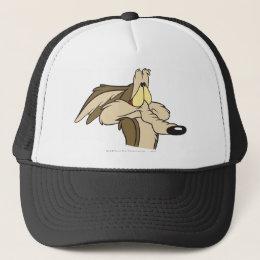 Wile E. Coyote Impending Doom Trucker Hat