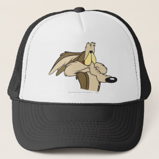 Wile E. Coyote Impending Doom Trucker Hat