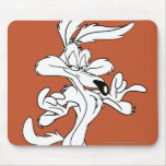 Wile E. Coyote Looking Pleased Mouse Pad