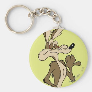 WILE E. COYOTE™ Looking Proud Keychain