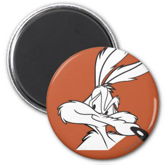 Wile E. Coyote Looking sneaky Magnet