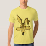 Wile E. Coyote Pleased Head Shot T-shirts