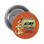 Wile E. Coyote Rope Climbing Championships Button