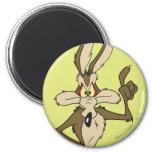 Wile E. Coyote Standing alto Iman Para Frigorífico