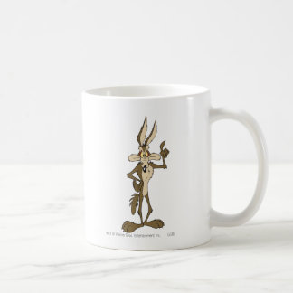 Wile E. Coyote Standing Tall Coffee Mug