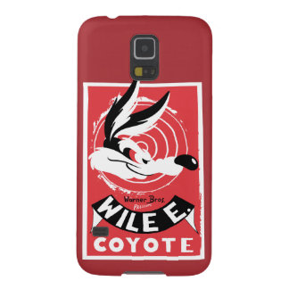Wile Warner Bros. Presents poster Case For Galaxy S5