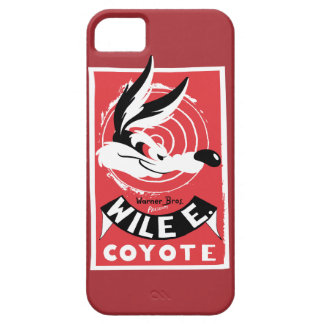Wile Warner Bros. Presents poster iPhone 5 Covers