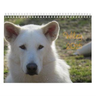 Wiley 2015 Calendar